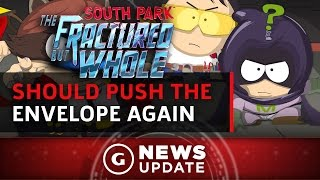 "South Park Creators ""Really, Really"" Involved With Fractured But Whole - GS News Update"