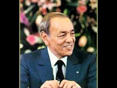 Moharam Fouad -  محرم فؤاد - الملك الحسن الثاني عيد الأربعين.