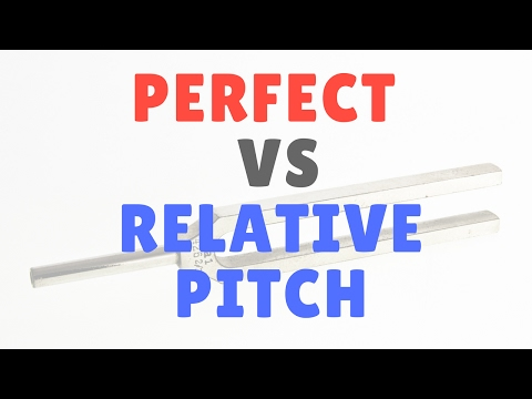 Ear Training 101 | Perfect vs Relative vs Tonal Memory | You don't need PERFECT PITCH!