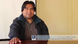 Entrevista a Osvaldo Mamani sobre el Año Nuevo Andino y Buen Vivir
