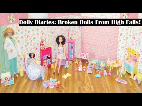 Dolly Diaries: Broken Dolls From High Falls