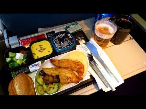 TRIP REPORT | Turkish Airlines (ECONOMY) | London Heathrow To Istanbul Atatürk | Boeing 777-300ER