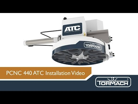 Thumbnail: How To Install a PCNC 440 Automatic Tool Changer