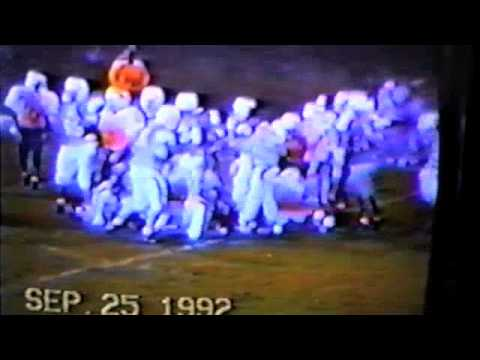 1992 Ponca Indian Football