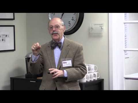 Competitive Intelligence by Mike Sandman; IERG Boston Chapter Presentation