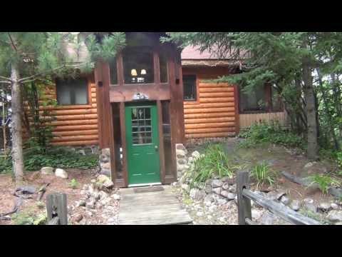 1 Week In A Cabin On Big Bear Lake Wisconsin.
