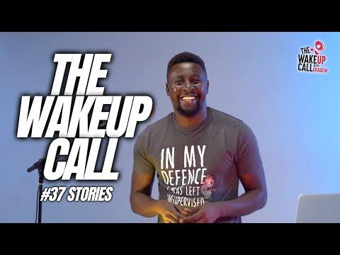 The Wake Up Call with Grauchi #37 Stories