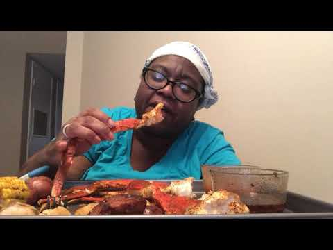 Sunday Dinner- Seafood Boil