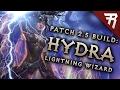 Diablo 3 2.6 Wizard Build: Lightning Hydra GR 97+ (Guide, PTR, Season 15)
