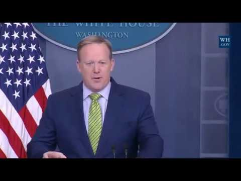FULL - White House Press Briefing by Press Secretary Sean Spicer, 02/2/2017, #7
