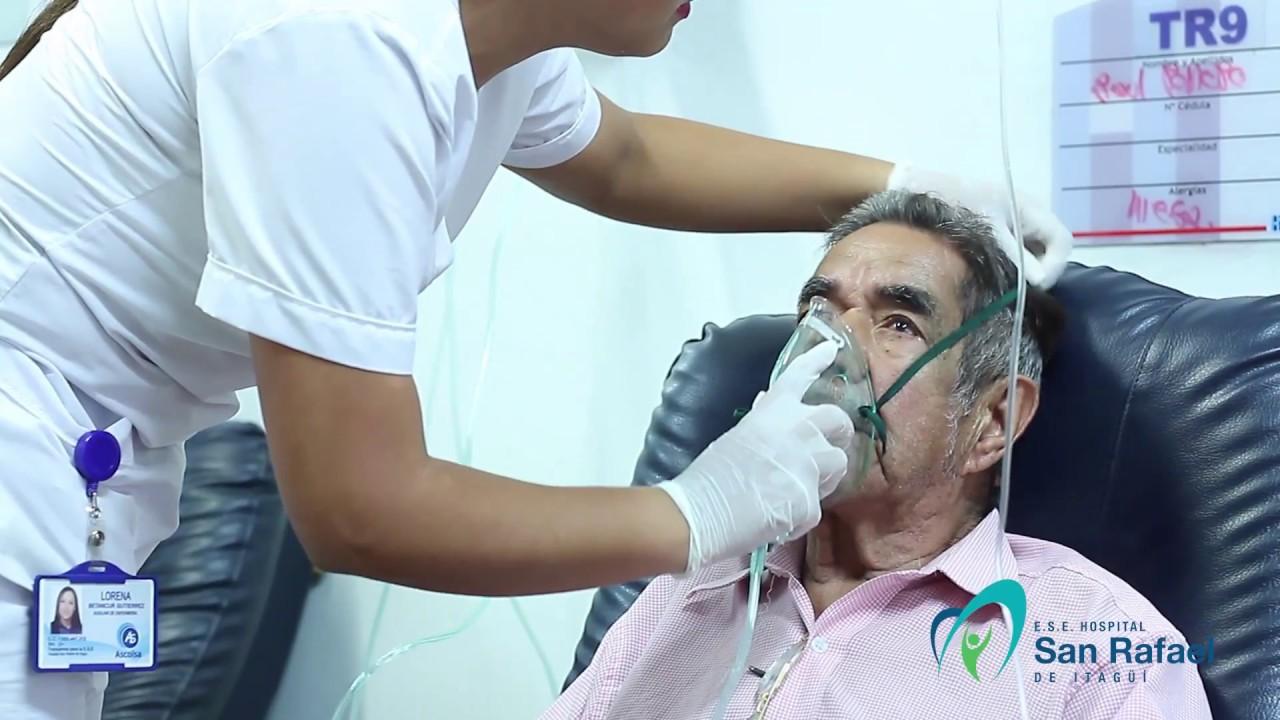 Servicio de Terapia Respiratoria - YouTube