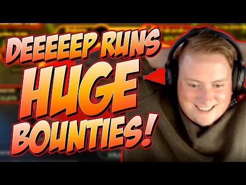 DEEEEEEEP RUNS AND HUGE BOUNTIES!!! PokerStaples Stream Highlights June 15th, 2017
