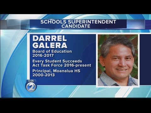 Education board member resigns to apply for schools superintendent post