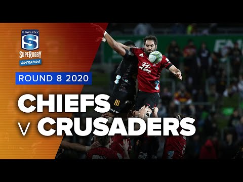 Super Rugby Aotearoa | Chiefs V Crusaders - Rd 8 Highlights