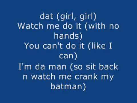 crank dat batman lyrics