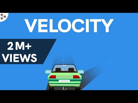 Physics - What is Velocity?