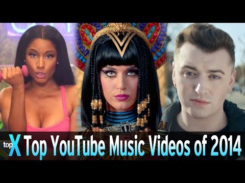 Top 10 YouTube Music s of 2014   TopX Ep26