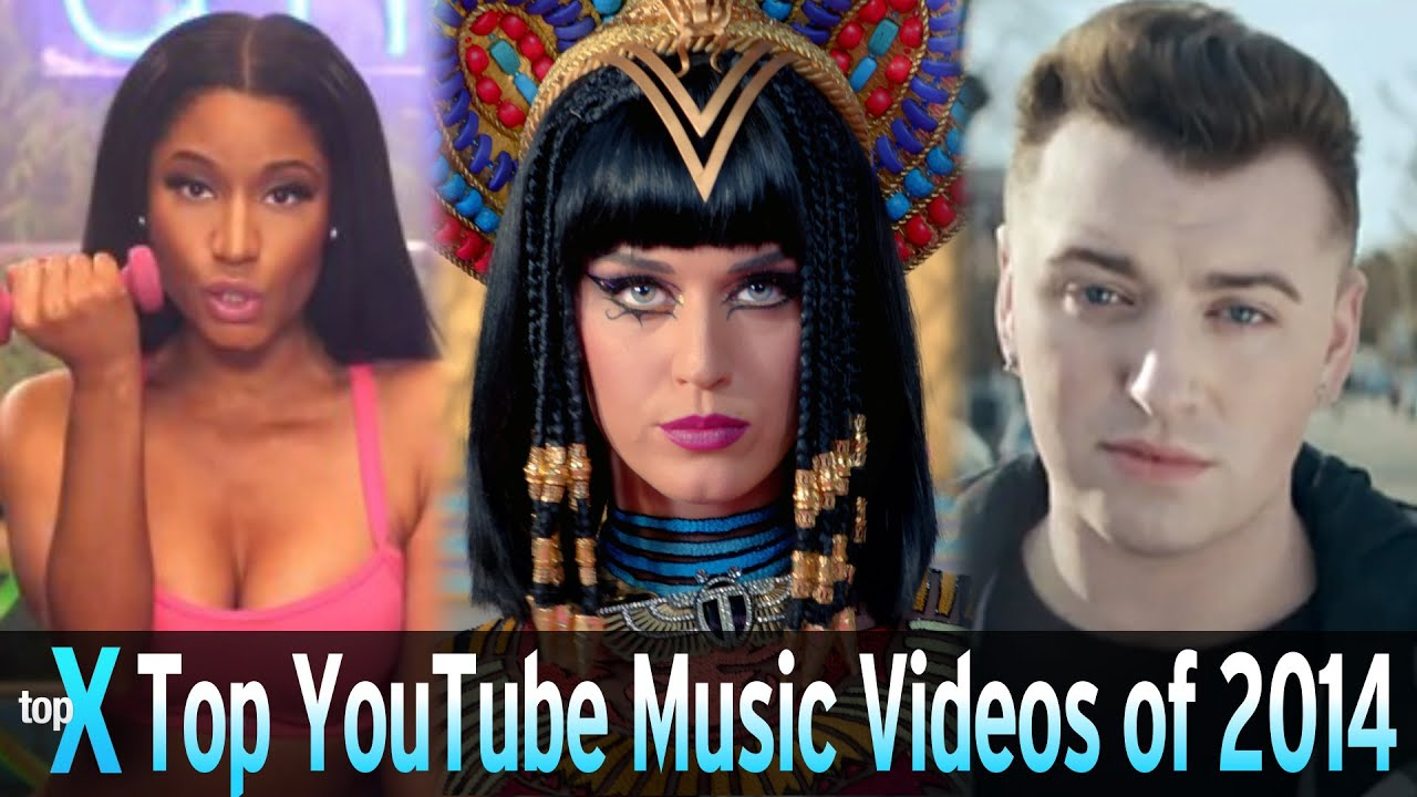 top 10 music videos june 2014