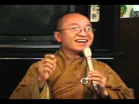 Phương pháp chuyển nghiệp II (10/06/2006) Thích Nhật Từ