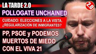 """CONTROL CHAVISTA EN ESPAÑA - LAS """"SUSTANCIAS"""" QUE LLEGARON"""