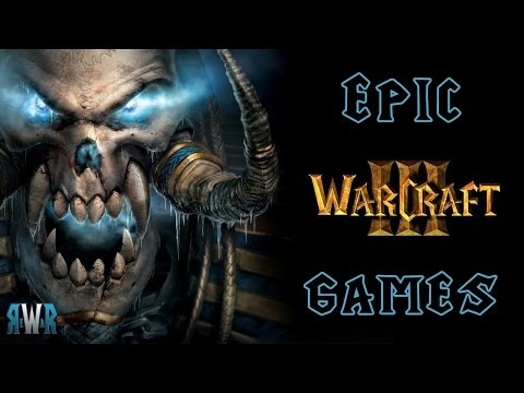 Happy(UD) vs EG.Grubby(ORC) - Epic WarCraft 3 Games - RN50