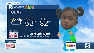 Weather Kids: Monday, May 17, 2021