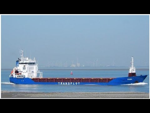 """Russian Cargo Vessel Arrested In South Africa Under """"Weapons Of Mass Destruction"""" Statute For Impro"""