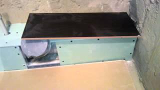 Закрываем трубы в санузле гипсокартоном(Закрываем трубы в сан. узле гипсокартоном Этапы ремонта санузла. Как закрыть трубы гипсокартоном в туалете...., 2015-01-05T19:07:24.000Z)