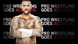 CM Punk Theme Song (WWE Acoustic Parody) - Pro Wrestling Goes Acoustic