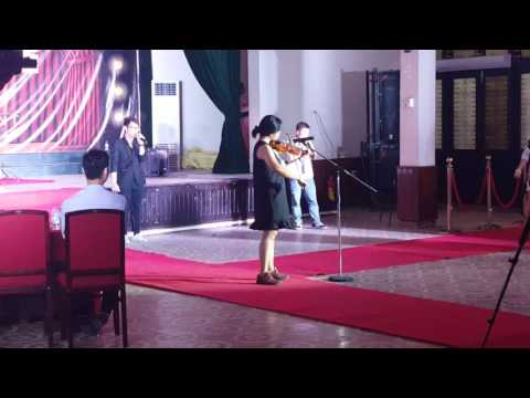 My Heart Will Go On - Quynh Anh Myu Ft. Other Artists (Hall Of Fame 2016 At HANU)