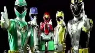 power rangers samurai rpm fan made teamup intro
