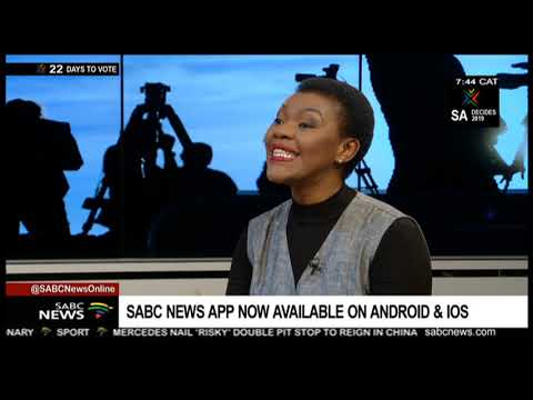 SABC News app now available on Android and iOS