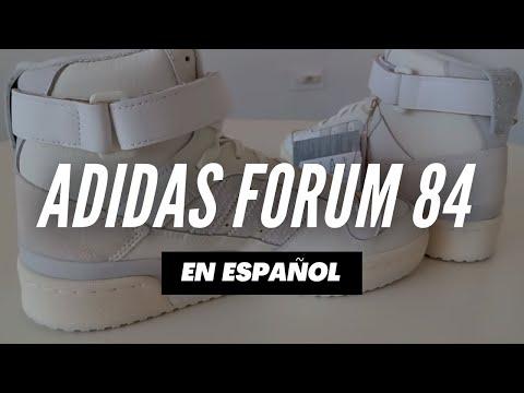 "ADIDAS FORUM 84 HIGH  ""ORBIT GREY"" - En ESPAÑOL"