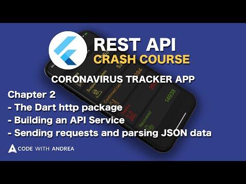 Flutter REST API Crash Course - Part 2: Building an API Service with the Dart http package