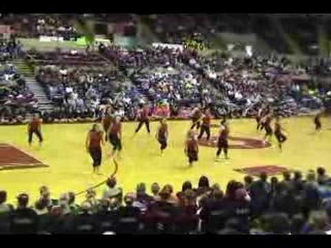 UWL Dance Team State Comp