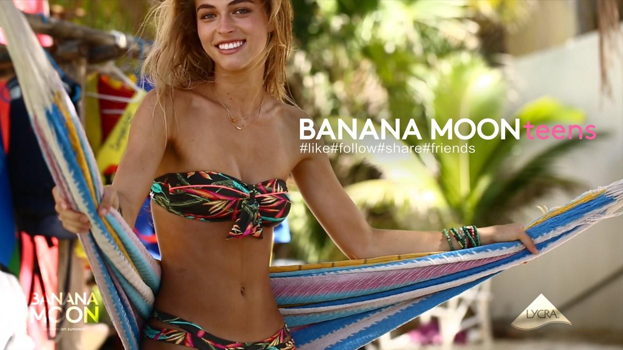 f43805f769 Banana Moon Teens SS17 feat. Caroline Kelley - YouTube