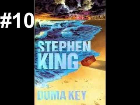 Stephen King - 10 Best Books