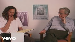 Rage Against The Machine - Interview with Noam Chomsky (from The Battle Of Mexico City)