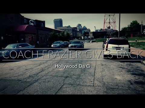 Giving back to the homeless!! Ft Hollywood Da G