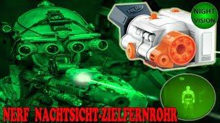 Nerf longstrike zielfernrohr scope softair flash bomb granate