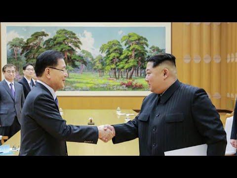 Cautious optimism over possible North Korea denuclearization talks