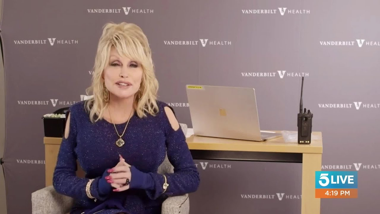 From 'Jolene' To Vaccine: Dolly Parton Gets COVID-19 Shot She ...