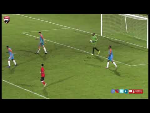Match Highlights of Trinidad and Tobago's 15-0 win over Anguilla