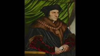 """Hans Holbein, the Younger, """"Sir Thomas More"""""""