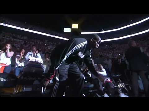 Miami Heat Intro -- Game 6 2011 NBA Finals