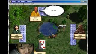Hoyle Card Games 2 - Go Fish (1/4)