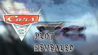 Cars 3 Plot Details Revealed & First Look