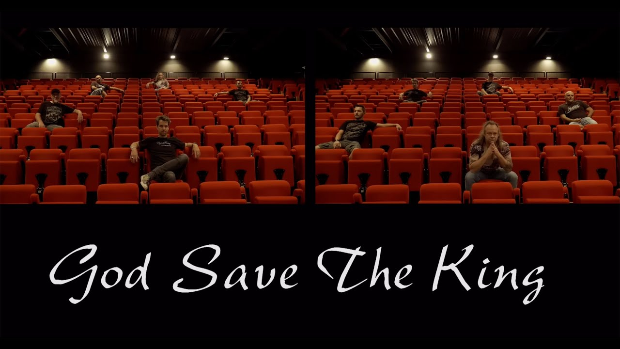 """Dygitals - New Music Video: """"God Save the King (Part 1)"""""""