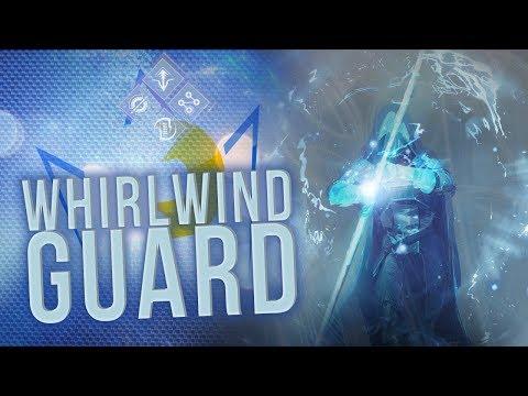WHIRLWIND GUARD! New Arc Hunter Super, What Can it Block? (Destiny 2 Forsaken)