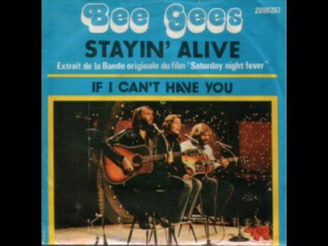 Download Bee Gees - Stayin' Alive (Special Disco Version)